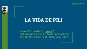 presentació Jaume D.